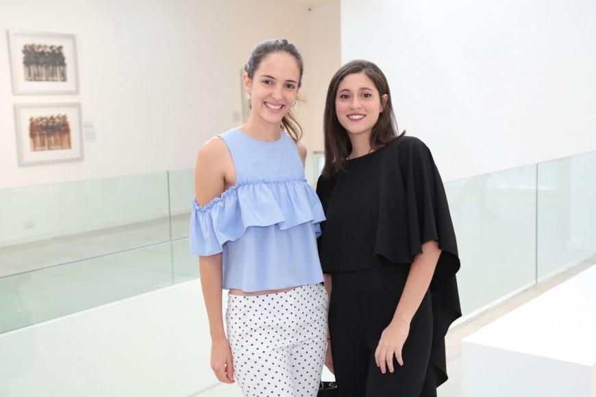 Laura Franco y Yelena Salazar