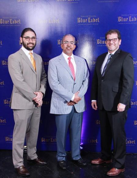 1-Principal Vladimir Sosa, Héctor Quideres Taveras y Arturo Savage,