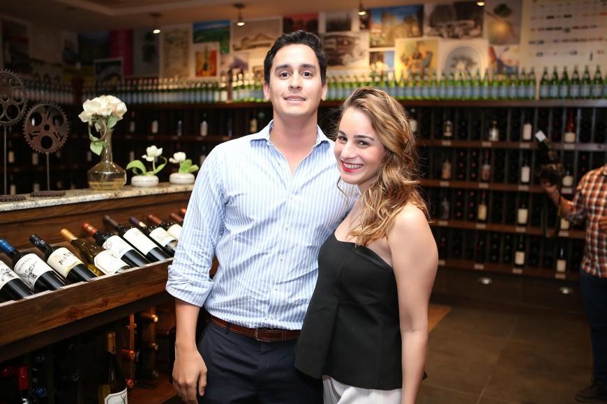11 Victor Báez y Daniela Varona