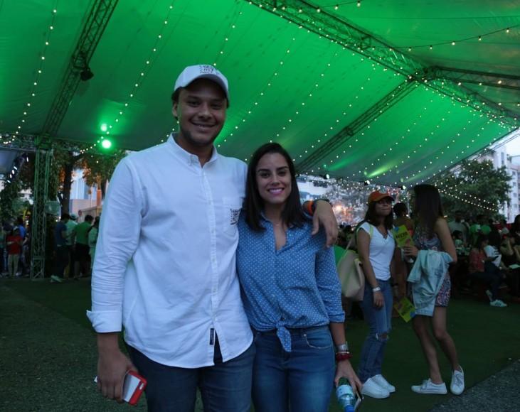 4 José Miguel Guerrero  y Jessica Castillo JPG