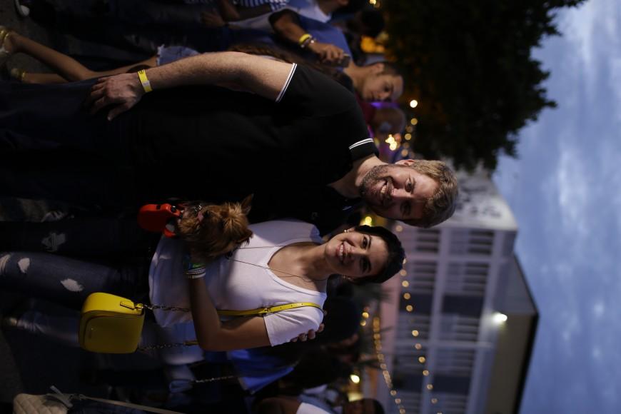5 Juan Rafael Fabián y Marianne Cruz