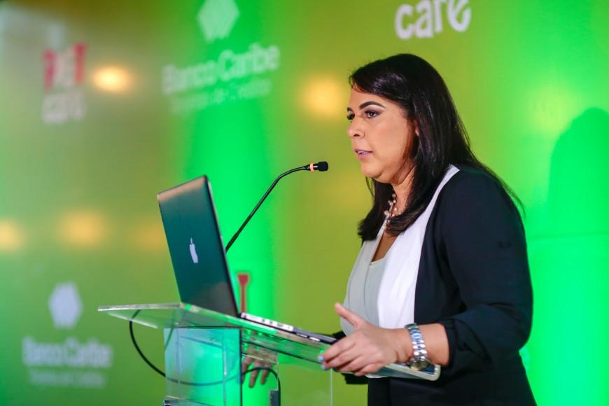 Foto 1 - Helen Villar, 2do. VP de negocio de tarjetas crédito