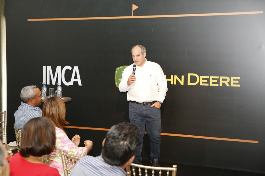 Jaime Marranzini  Director País