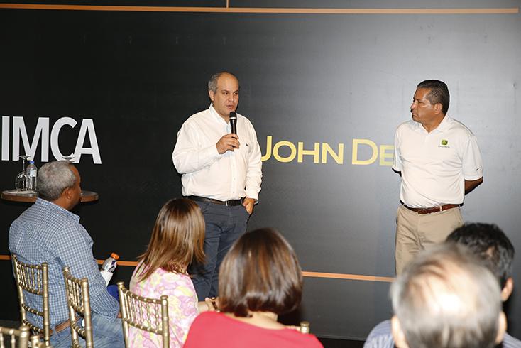 Jaime Marranzini y Fabián Castañeda