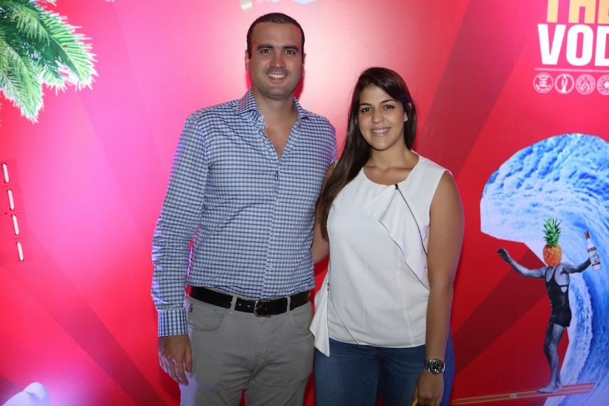 14. Jose David Royuela y Amelia Fernandez