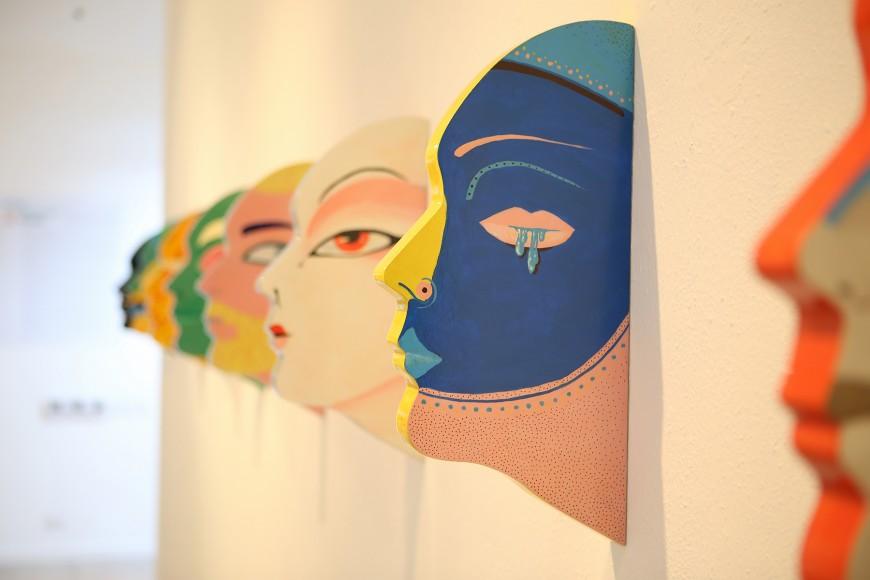 15. Parte de la exposición.