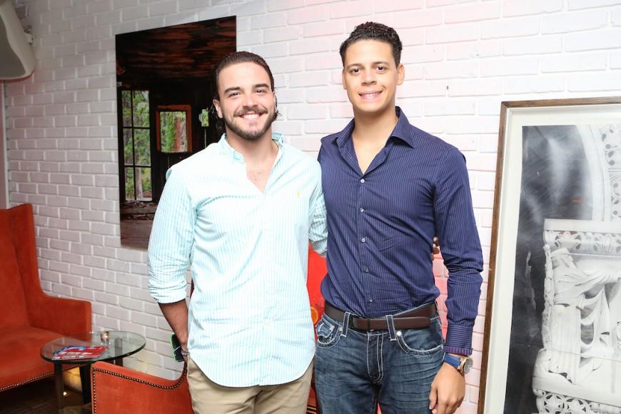 15. Pedro Ripoll y Nestor Arzeno