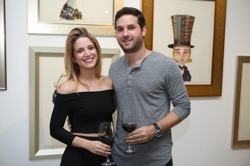3. Alicia Freites y Andres Fernandez