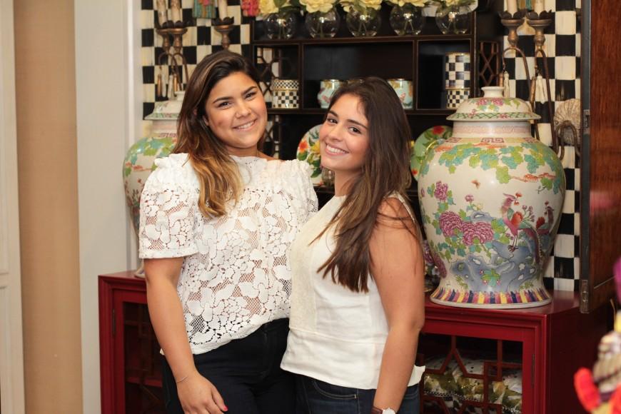 6 Shantal Marcano y Cynthia Herrera