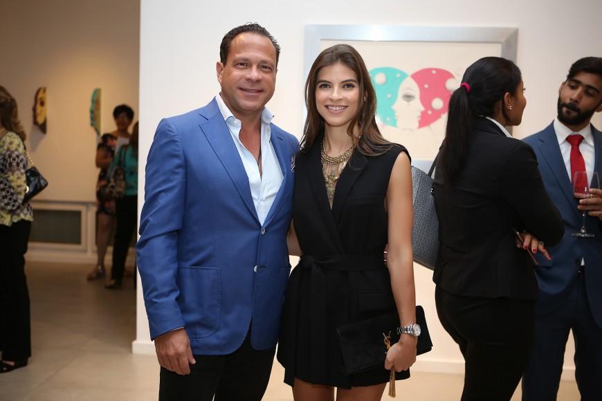 7. José Luis Ochoa y Lissy Castro