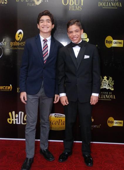 Alejandro Vargas y Carlos Baez
