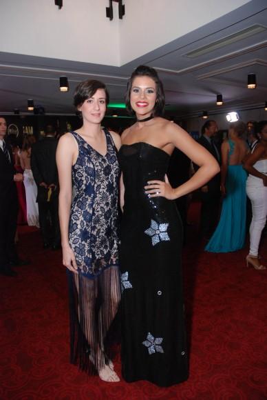 Nadime Bacha y Alejandra Alemany