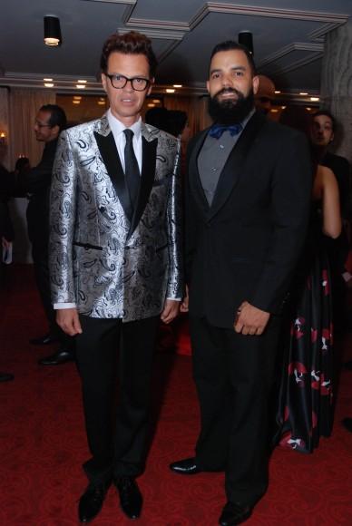 Socrates Mckinney y Jairon Rodriguez