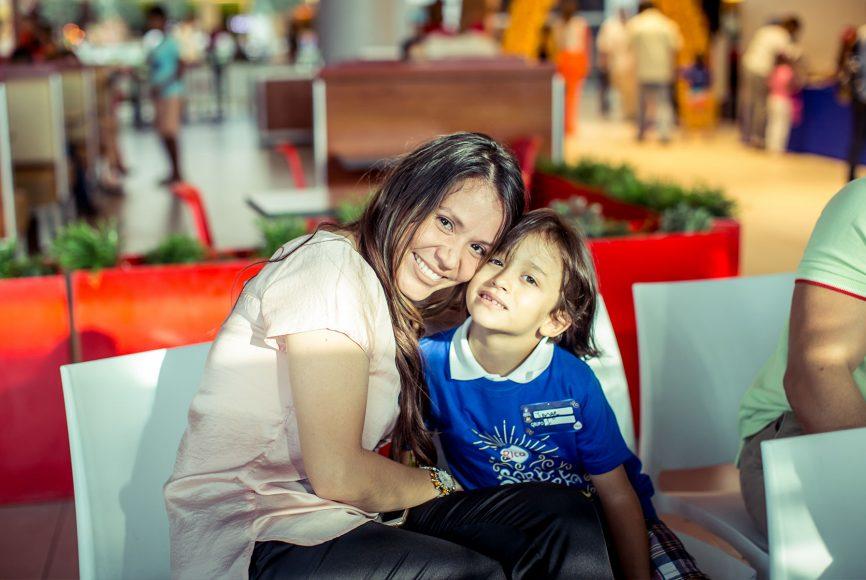 Daniela Demey y Jorge Manuel