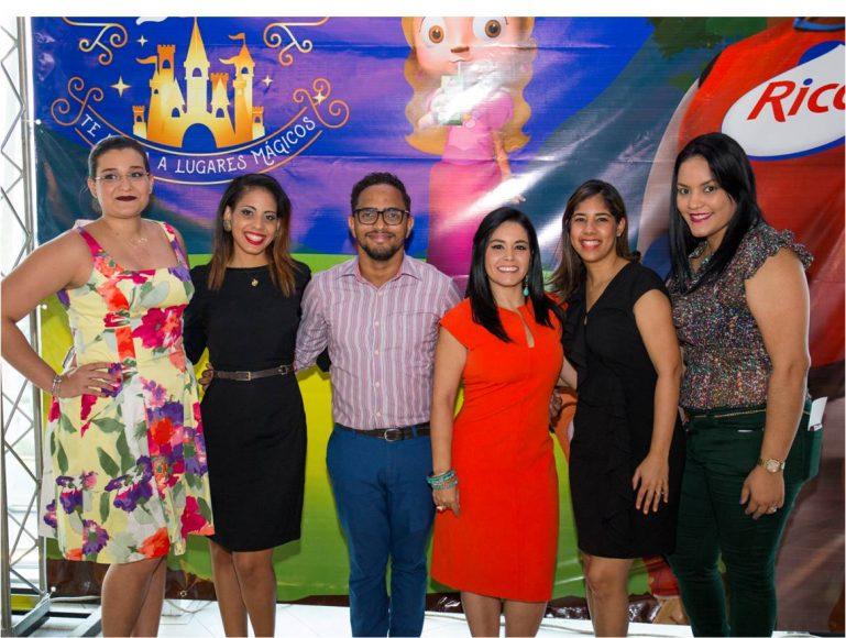 Equipo Mercadeo Grupo RICA