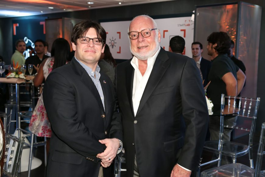 3 Manuel Grullon y Samuel Conde