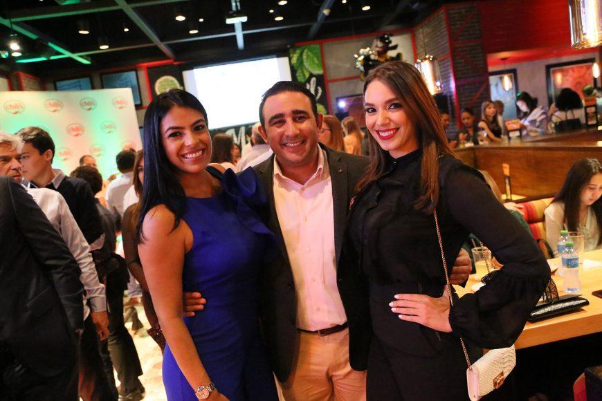 33-Lisbeth Santos, Lechuga y Honey Estrella