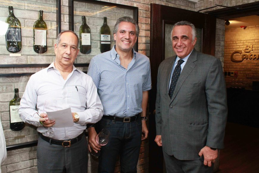 4 Ricardo Cruz, Luanda de Cruz y Miguel Vazquez Bou JPG