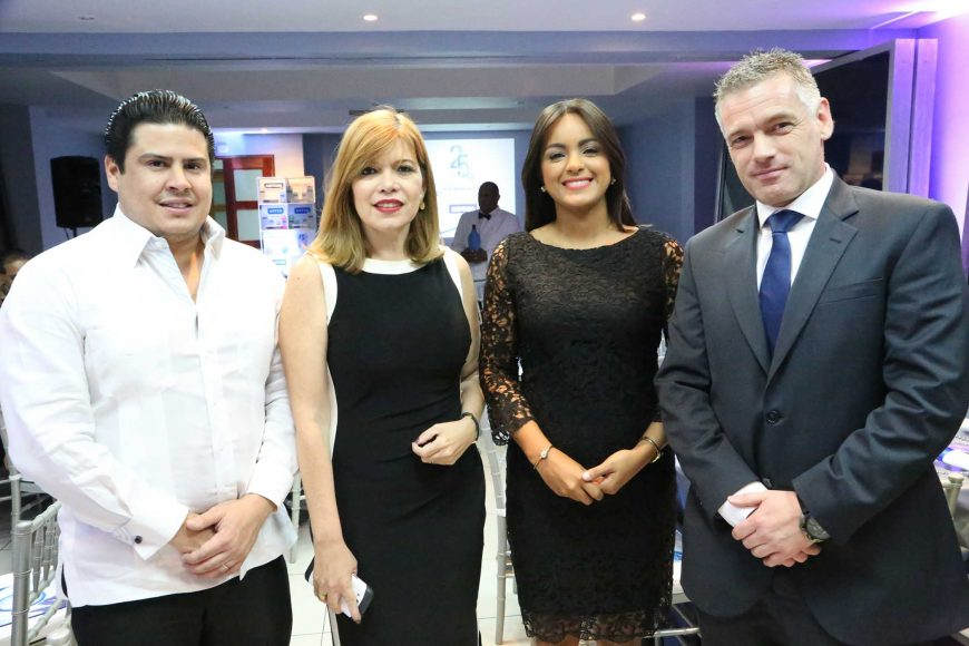 7 Karl Wiese Socias, Ariadna Rodríguez, Rubén Jiménez y María Domínguez