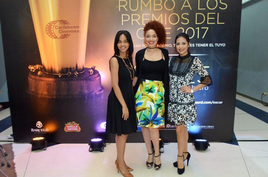 Ana Lopez, Annel Cardenes, Akari Endo