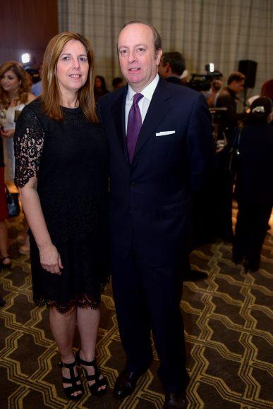 Carl Carlson y Soraya Carlson