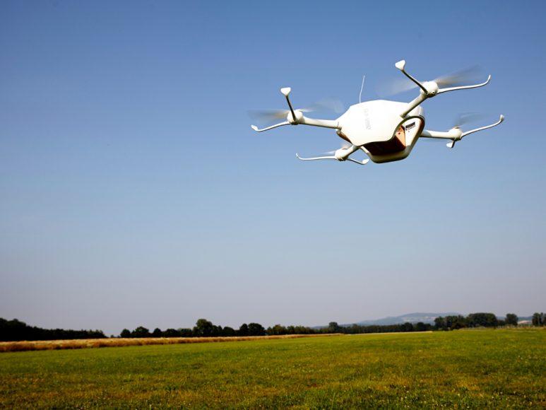 Drone Matternet