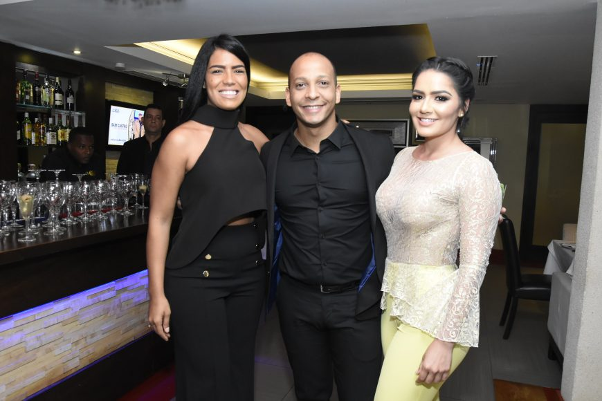Ibelka Ulerio, Ree Castillo y Tueska