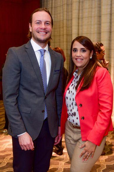 José Billini y Leidy Cepeda