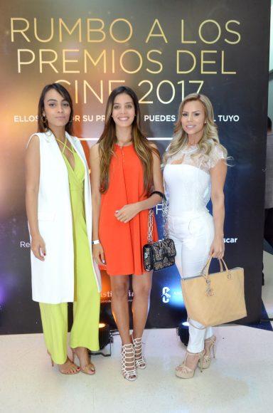 Laura Gisselle Reynoso, Yirandy Gonzalez, Heidy Villa