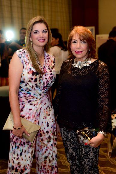 Lissa Díaz y Maribel Lazala