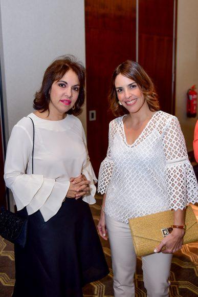 Patricia Nadal y Onysela Valdez
