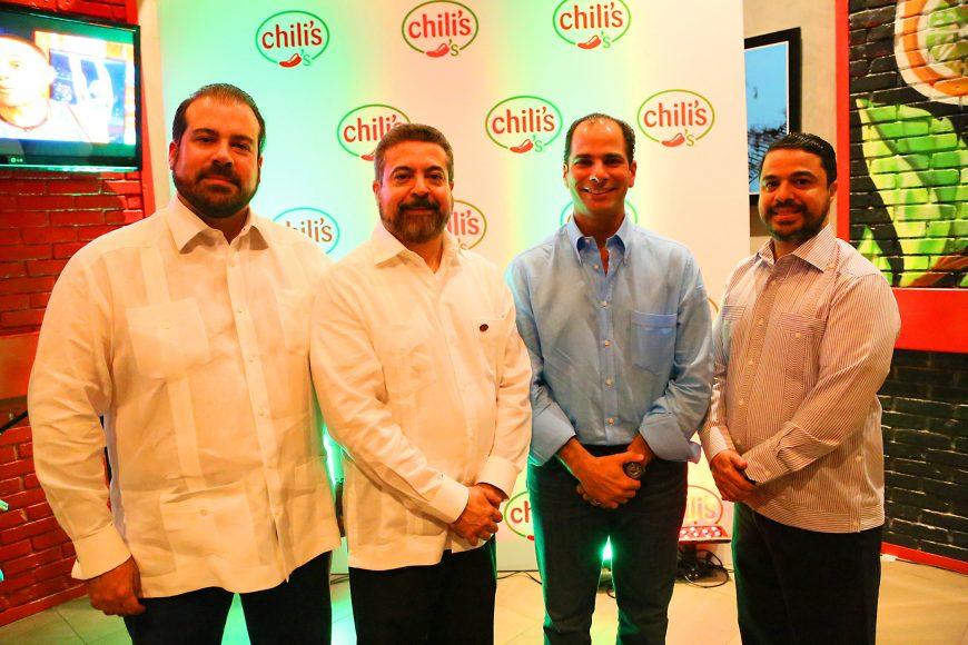 Principal_Fernando Rainieri, Etienne Sánchez, Frank Elias Rainieri y Ariel Sánchez