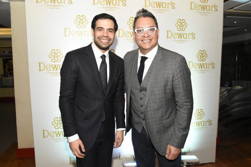 Roberto Angel Salcedo y Daniel Sarcos