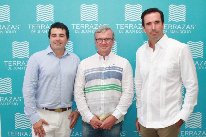 1 Foto Principal - Juan Carlos Duque, Vladimir Bulavin y Steven Ankrom