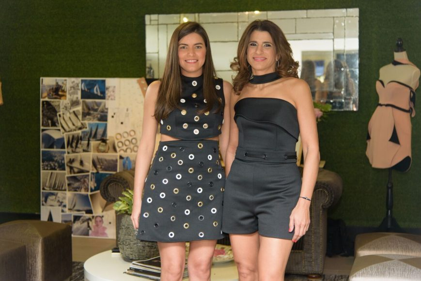 1. Sarah Cury y Roxanna Rizek de Acebal
