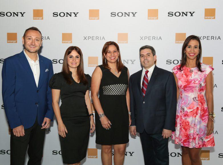 1.Principal Rodrigo Garcia, Laura Peña, Rosario Veras, Fernando Mendoza y Sheila Florentino