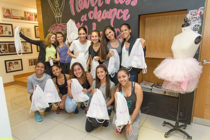 10 Grupo Chicas