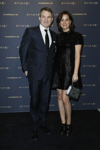 the Bulgari 'Night of the Legend' event during the 67th Berlinale International Film Festival on February 9, 2017 in Berlin, Germany.