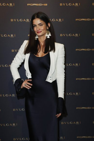 BERLIN, GERMANY - FEBRUARY 09:  Shermine Sharivar attends the Bulgari 'Night of the Legend' event during the 67th Berlinale International Film Festival on February 9, 2017 in Berlin, Germany.  (Photo by Franziska Krug/Getty Images for Bulgari) *** Local Caption *** Shermine Sharivar