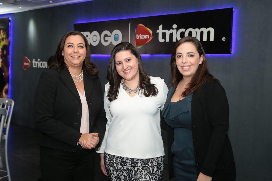 2.Angela Ventura, Giulia Sollami y Helena Garcia