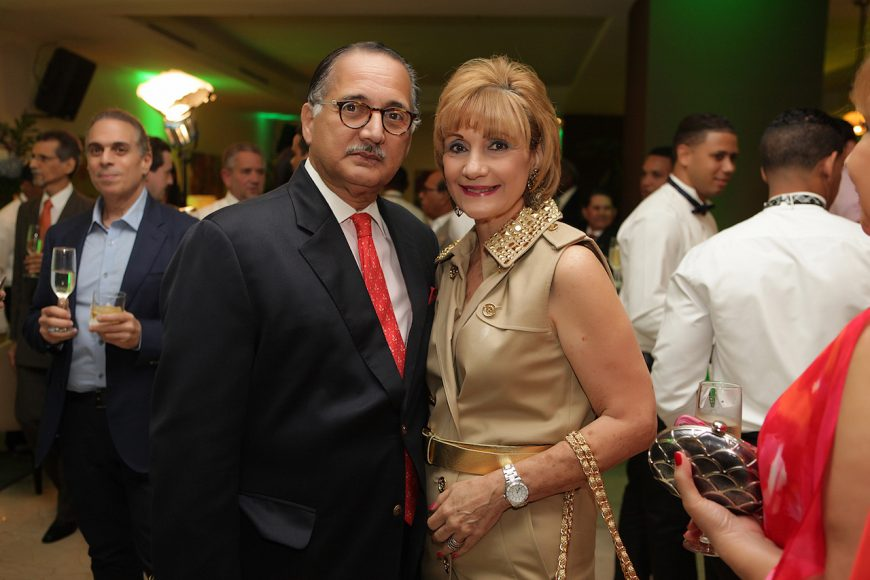 3 - Arturo Villanueva y Susana Brugal de Villanueva