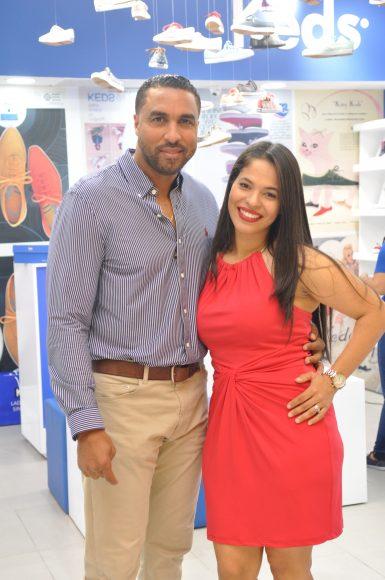 4 Luis Terrero y Carolina Tejeda