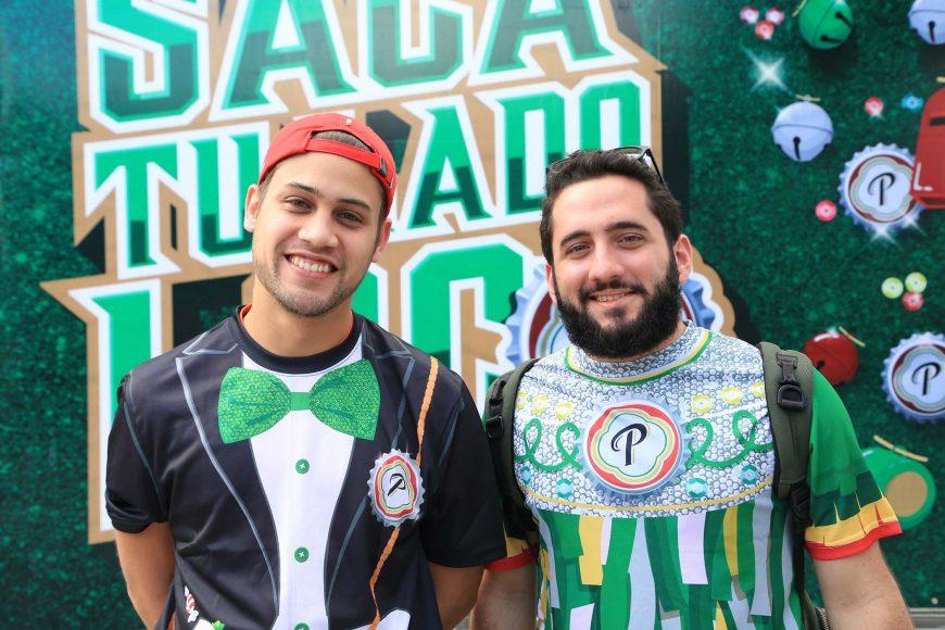 4 Vincenzo Di Carlo y Jorge Rodríguez