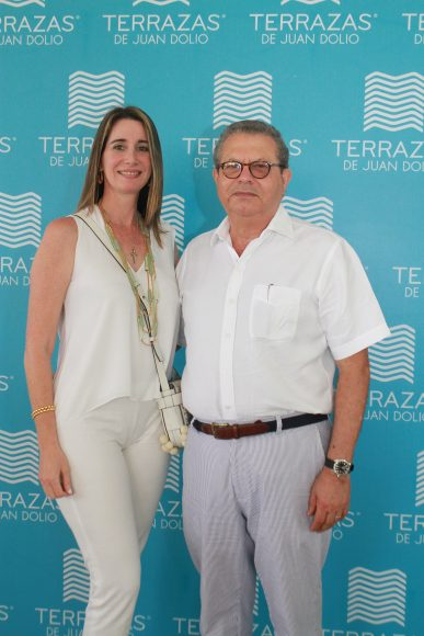 5 -- Rosa Rodriguez y Alberto Bonetti