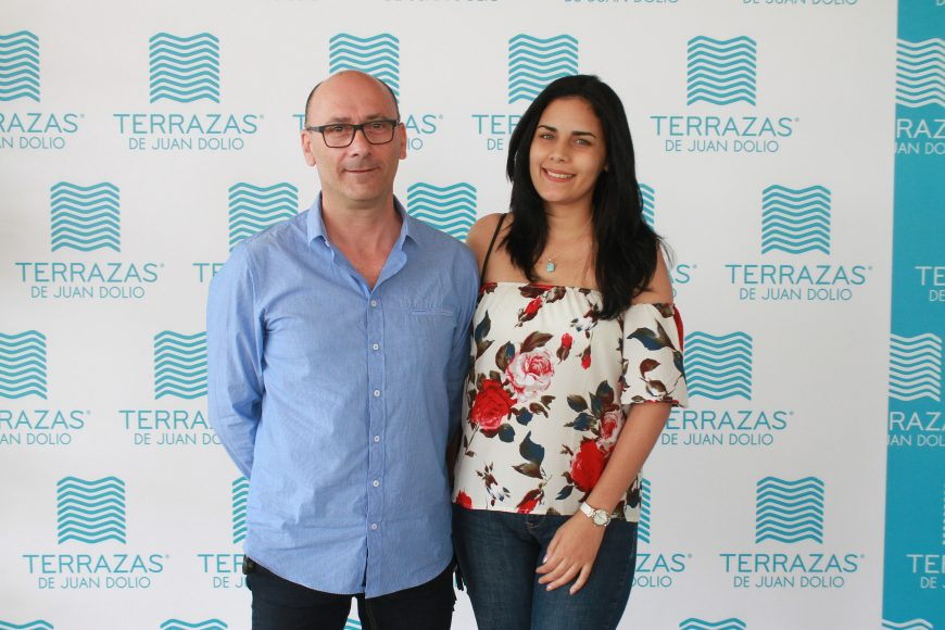 6 - Juan Carlos Tomas y Angela Caba