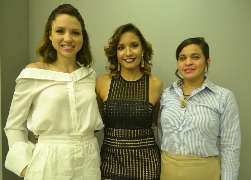 Lorena Pierre, Deidry Sanchez,Diana Suriel