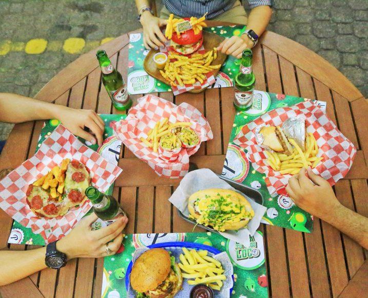 Lso platos están disponibles en Food Truck Town y Jameo-01