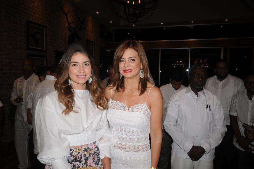Marifé Castillo Pou y Lissette Hazoury