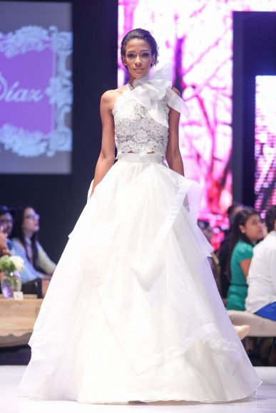 Melkis Diaz Bridal Boutique-Desfile 2016