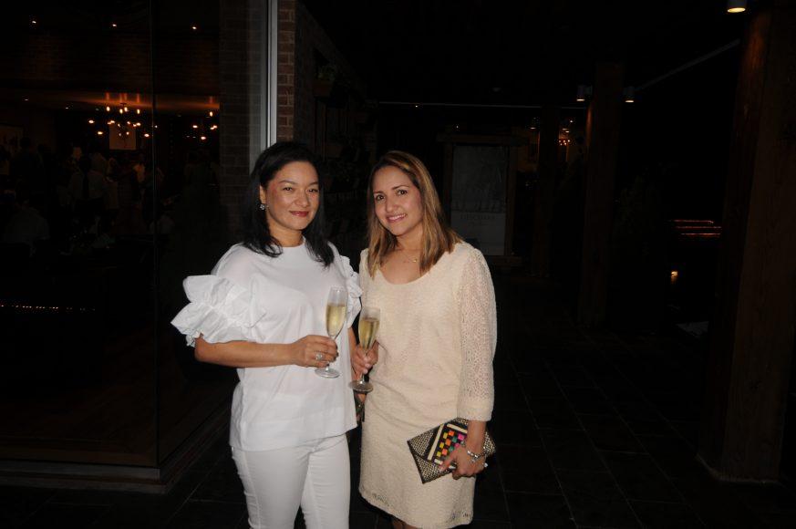 Yahayra Acosta y Zulaika Luna